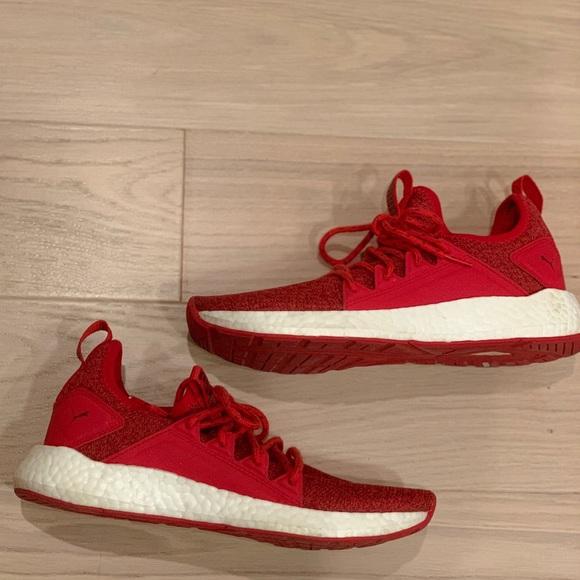 Puma Shoes | Puma Red Soft Foam Womens